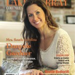 SCDC's Danyele Gardner on the cover of Lake Murray Magazine, April 2012