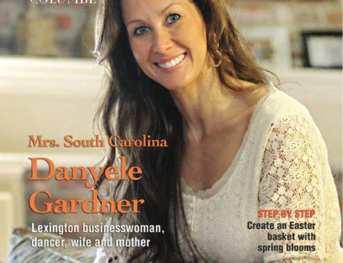SCDC'S owner and artistic director, Danyele Gardner, is recognized in the Lake Murray Magazine, April 2012